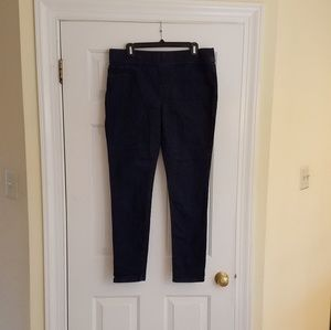 Ralph Lauren Navy Jeans Pull On